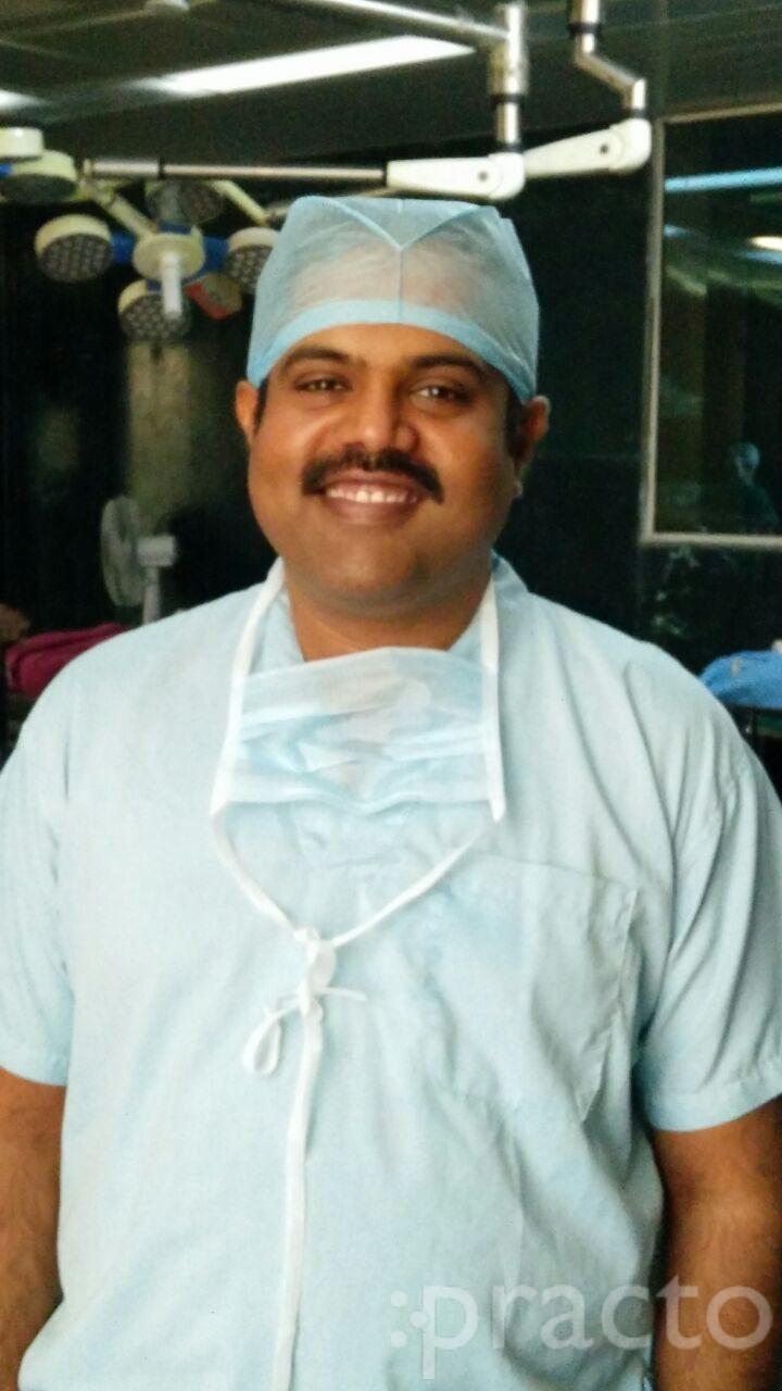 Dr. Ashwin Kasturi - Orthopedist