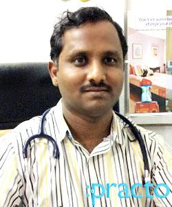 Dr. Ashwin Reddy - Pediatrician