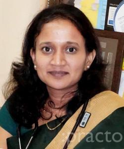 Dr. Ashwini GB - Gynecologist/Obstetrician