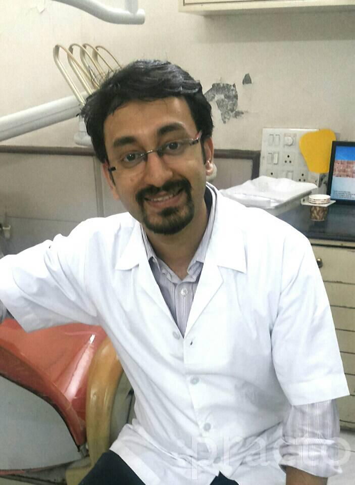 Dr. Atish Muchhala - Dentist
