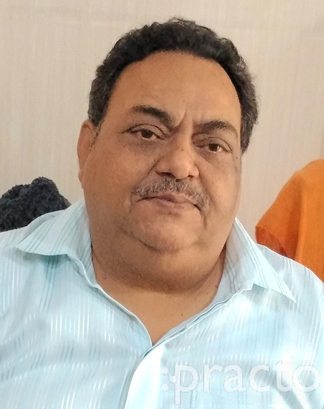 Dr. ATUL KUMAR ROHATGI - Ophthalmologist