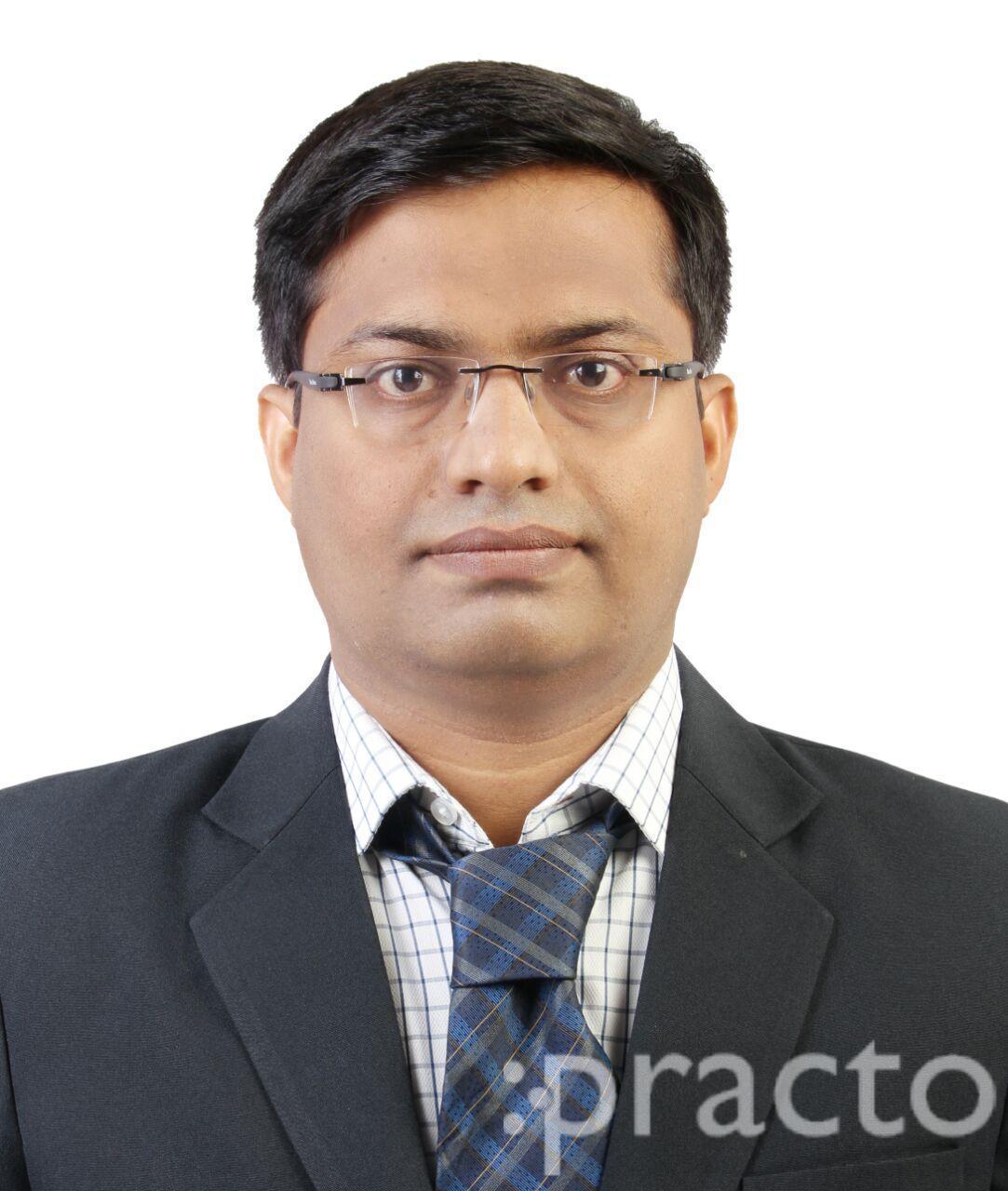 Dr. Audumbar Borgaonkar - Plastic Surgeon