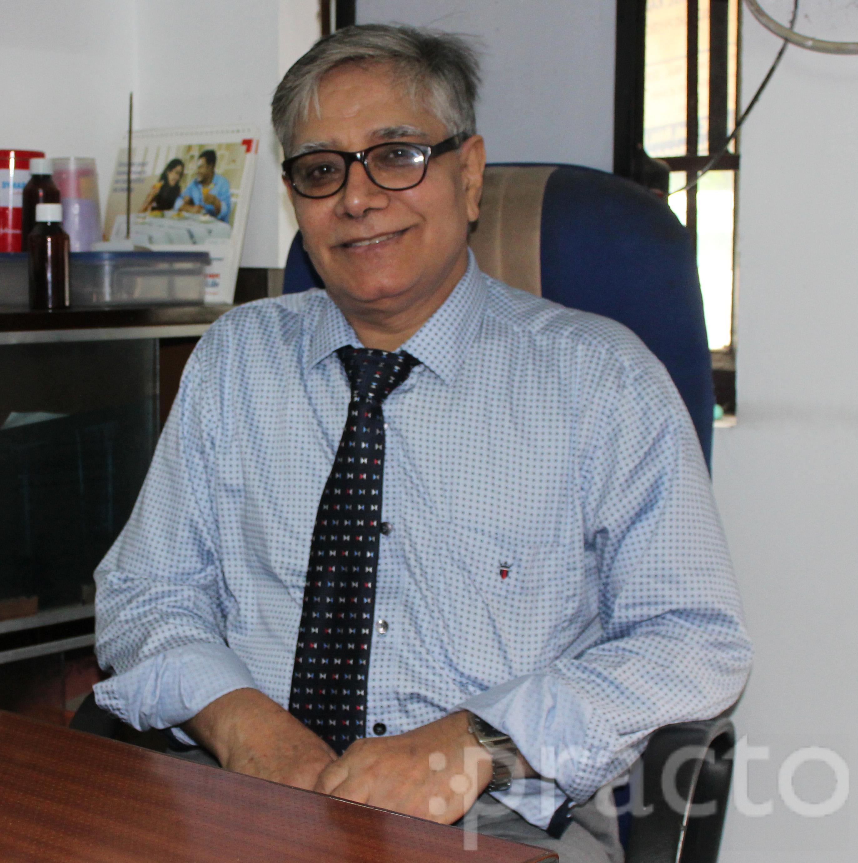 Dr. Avinash Arora (PT) - Physiotherapist