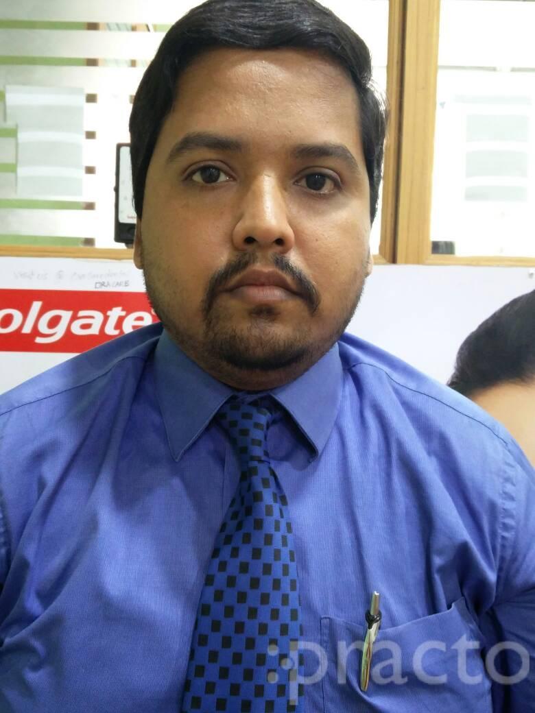 Dr. Ayan Das - Dentist
