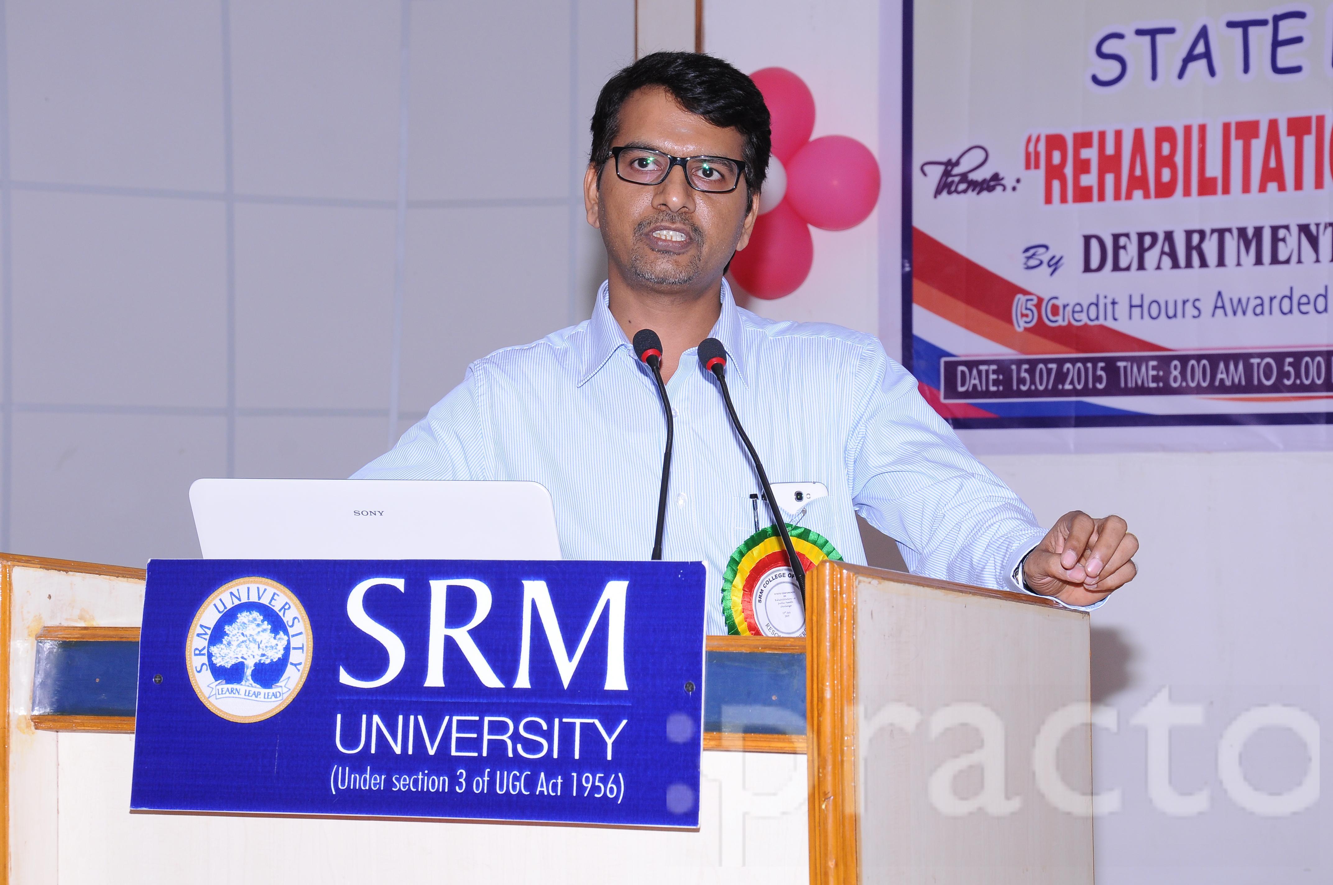 Dr. B.Balaji - Occupational Therapist