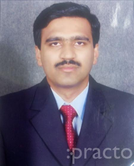 Dr. B E Sandeep - Pulmonologist