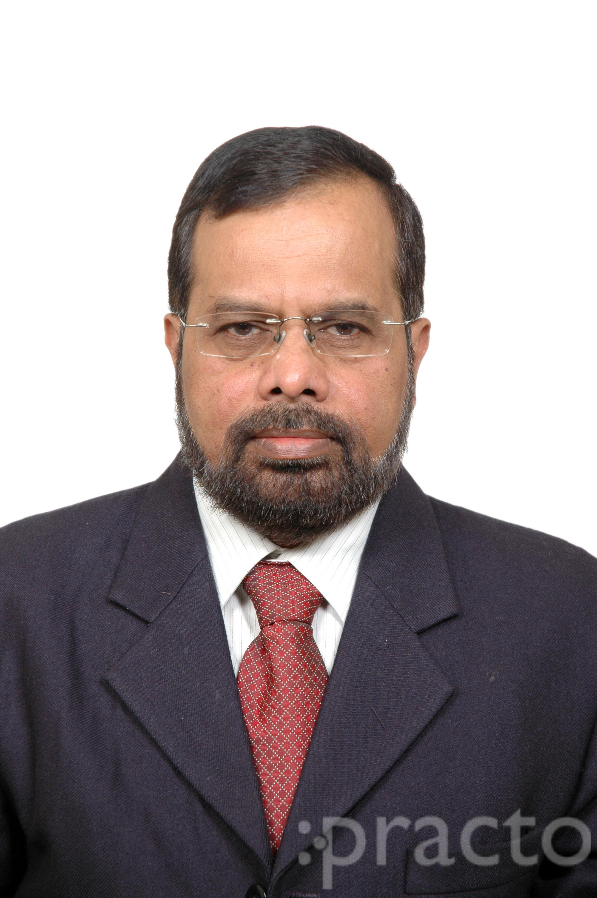 Mr. B. Mallikarjun - Audiologist