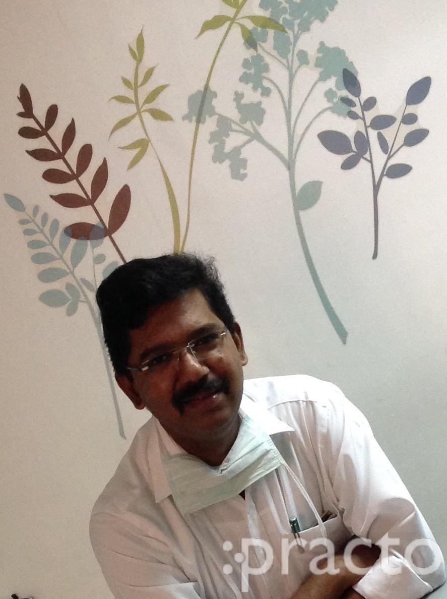 Dr. B Praveen - Dentist