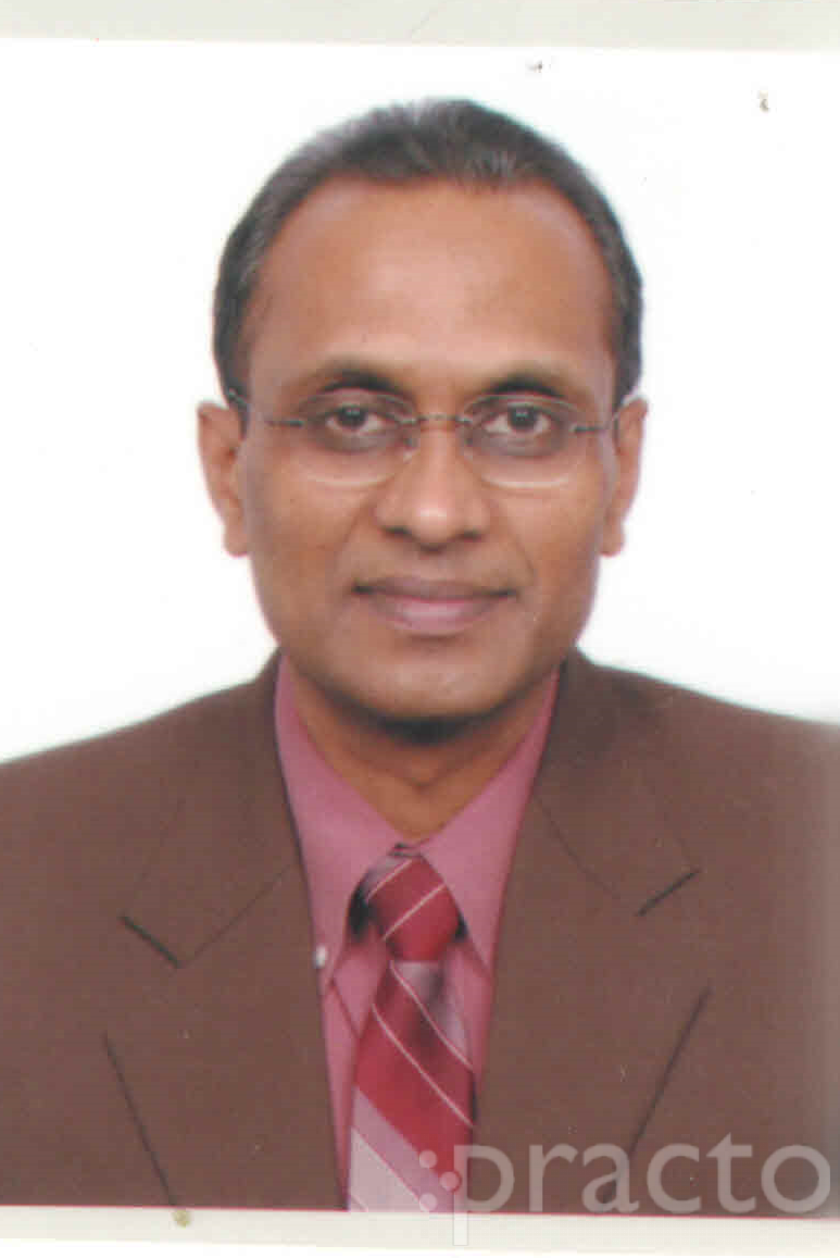 Dr. B S Giridhar - General Surgeon