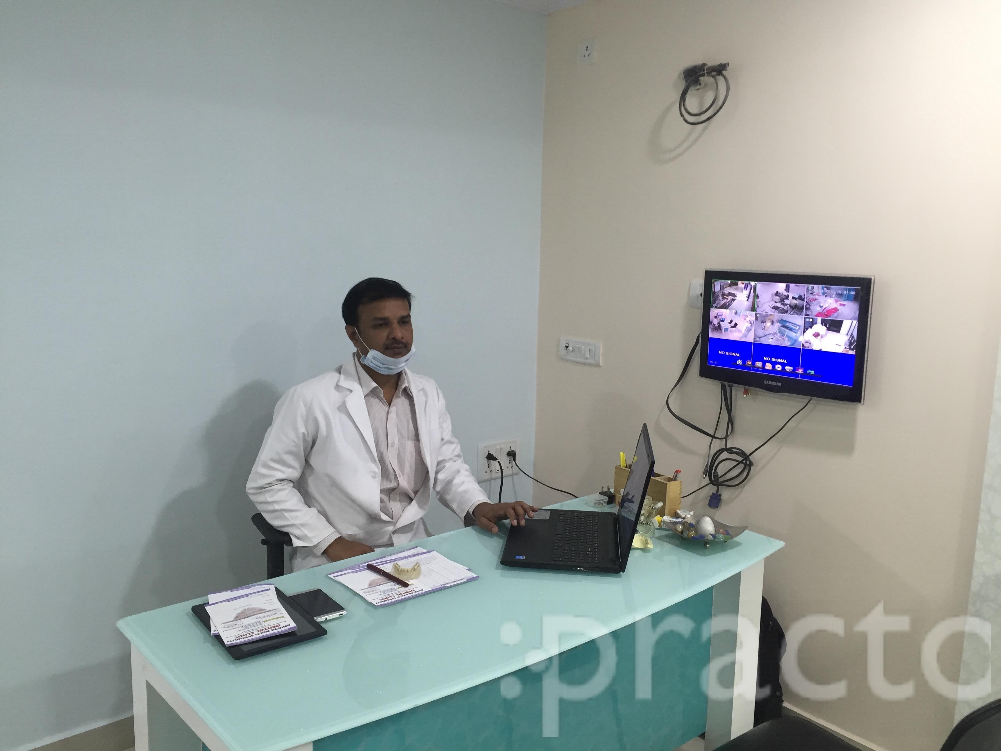 Dr. B Sunil Kumar - Dentist