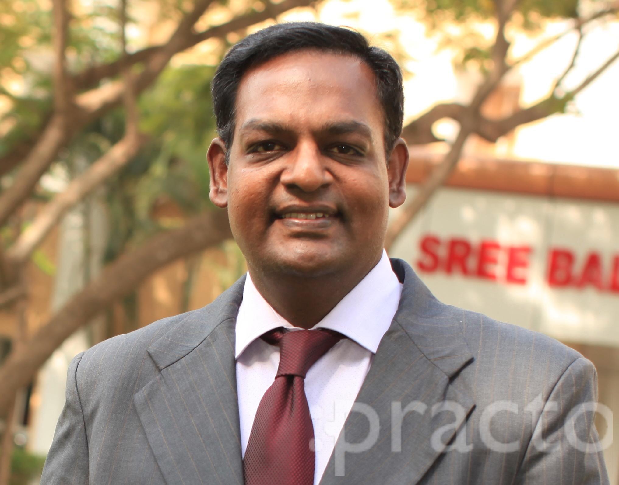 Dr. Balaji K - Dentist