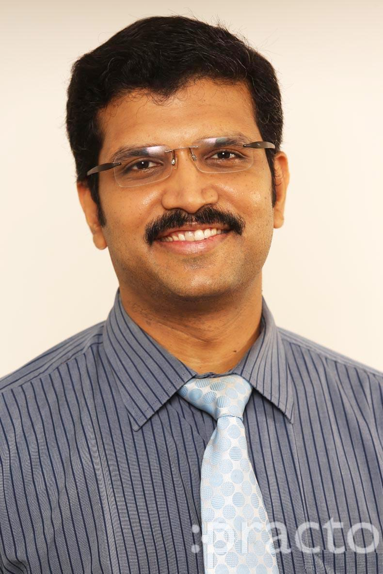 Dr. Balaji Ravilla Baskara - Laparoscopic Surgeon