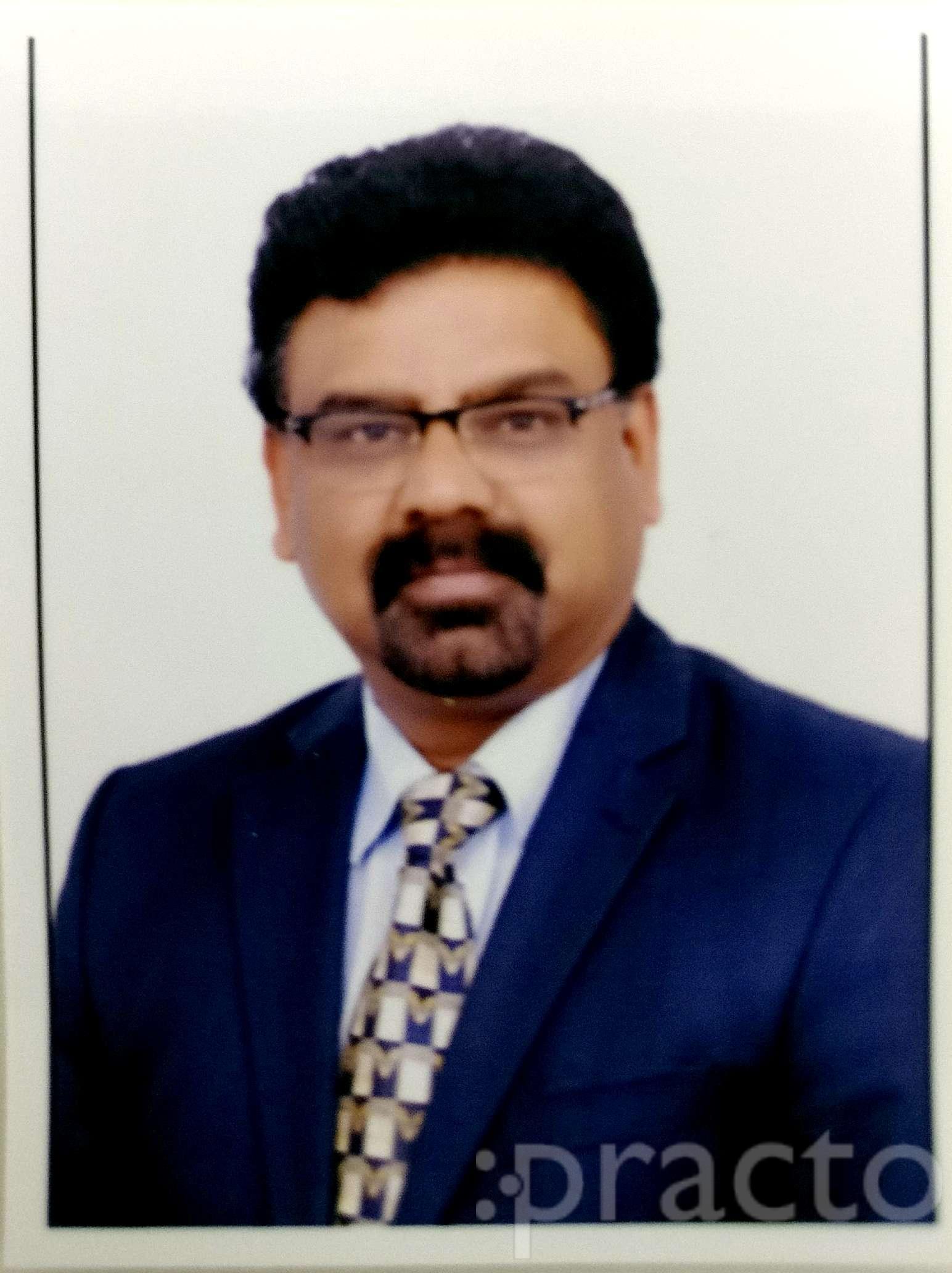 Dr. Balamurali Krishnan - Orthopedist