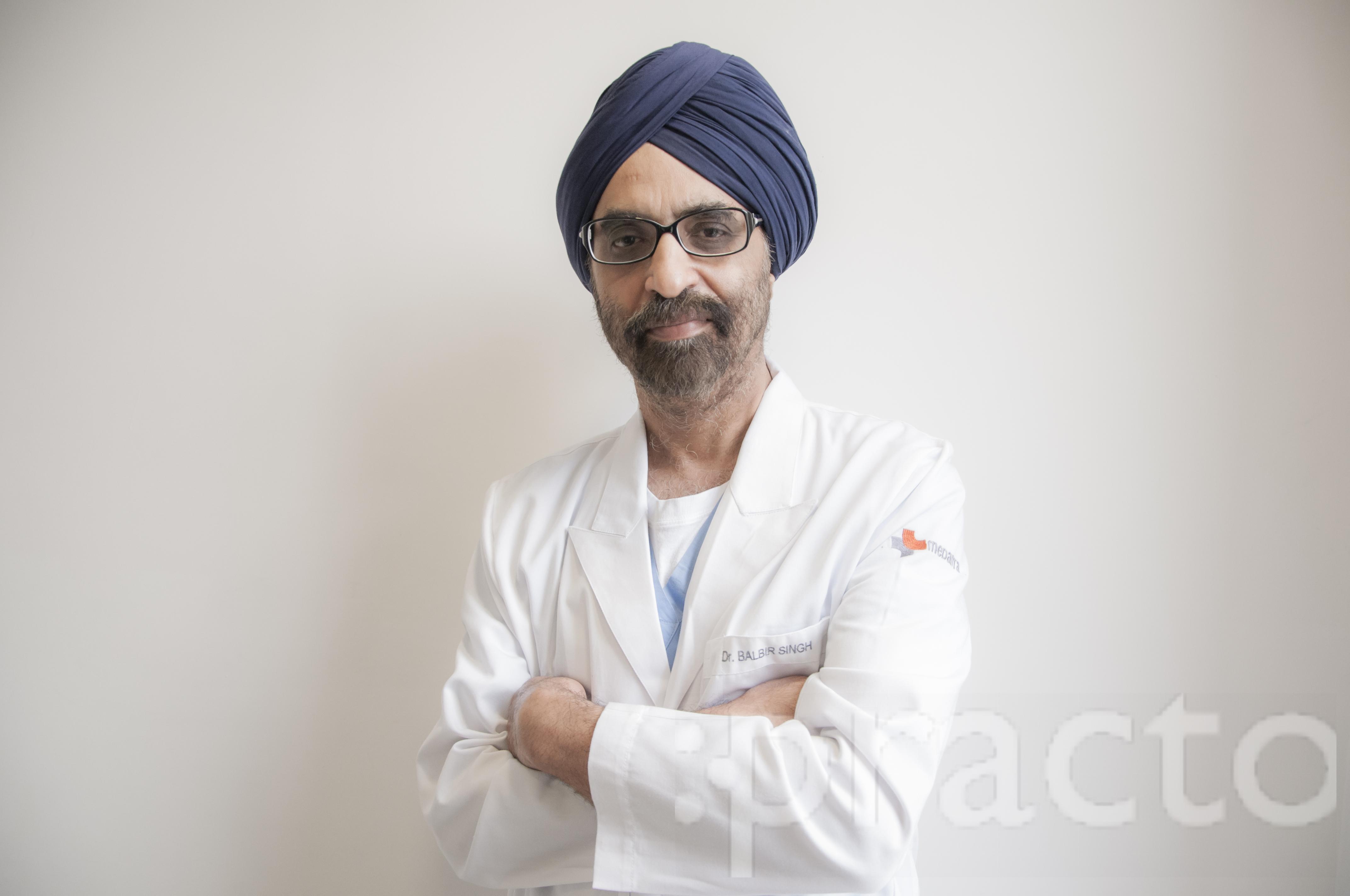 Dr. Balbir Singh - Cardiologist