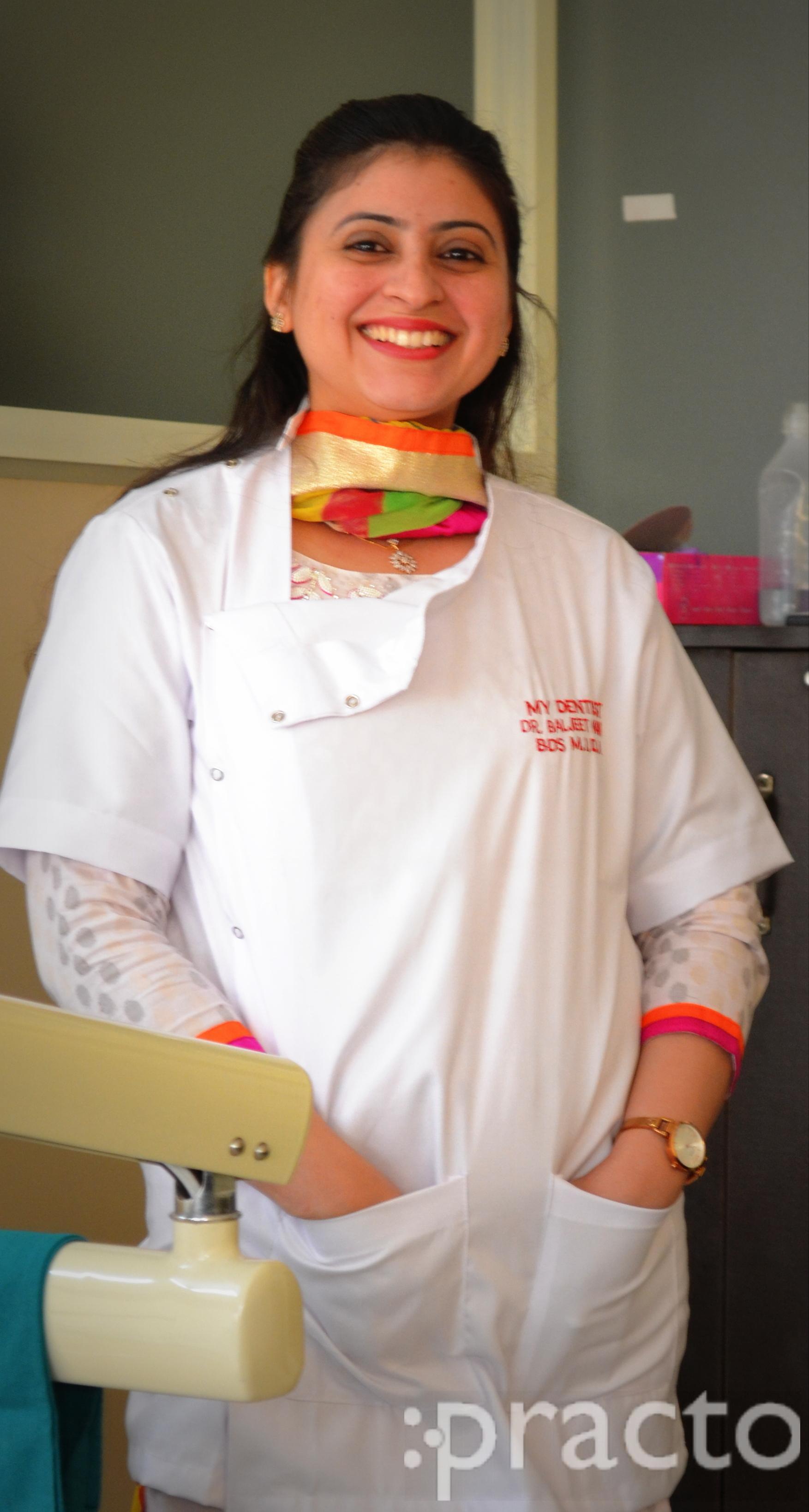 Dr. Baljeet Kaur - Dentist
