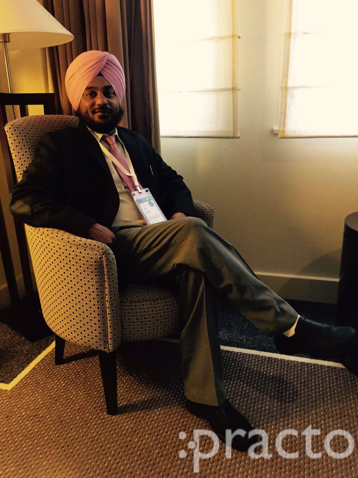 Dr. Baljit Singh - Orthopedist