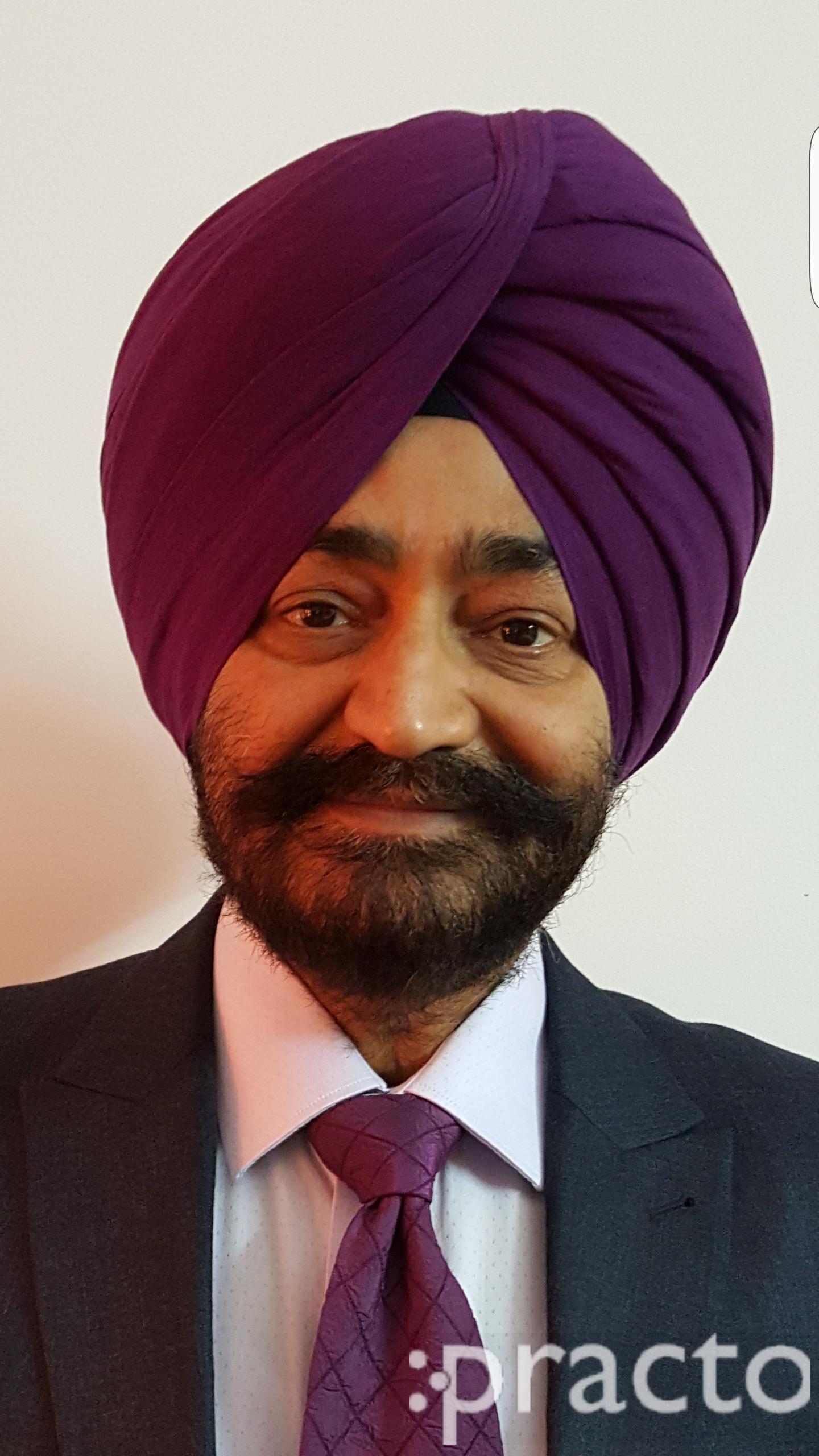 Dr. Balwant Singh Hunjan - Orthopedist