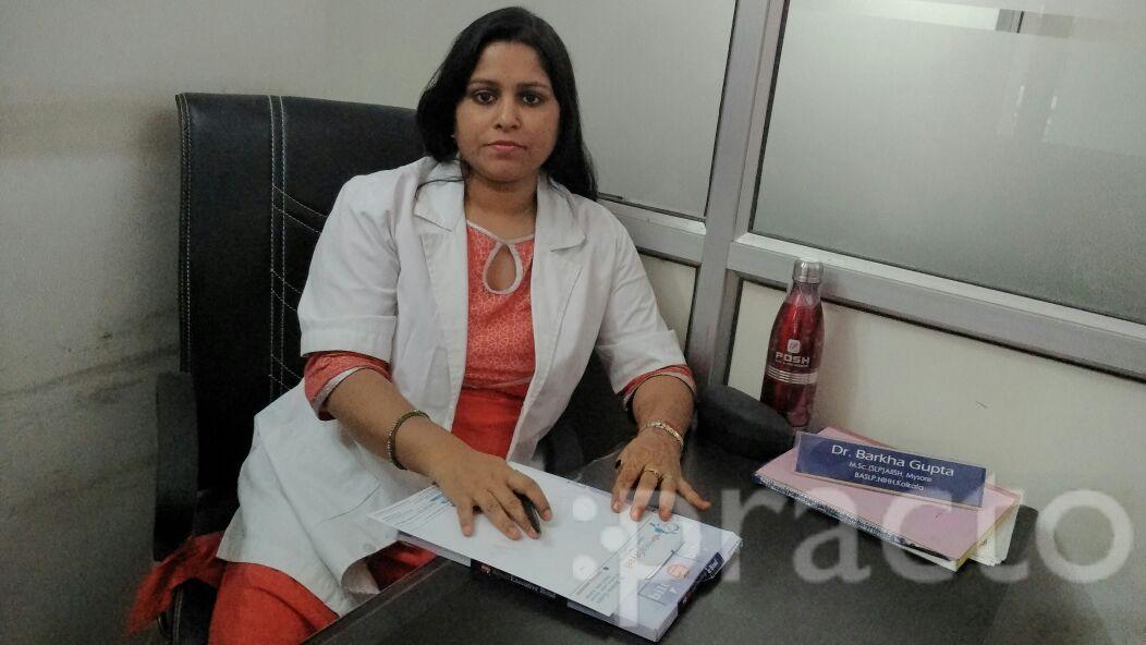 Dr. Barkha Gupta - Audiologist