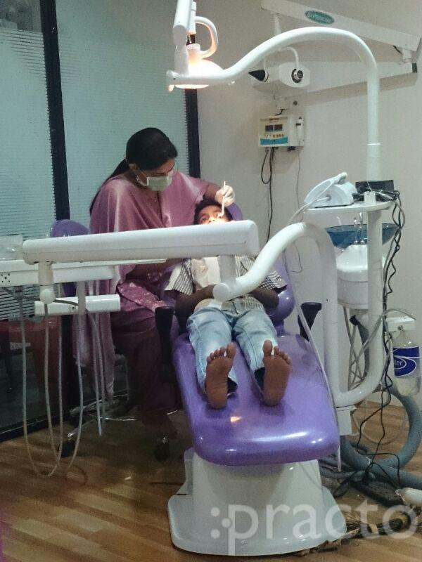 Dr. Benazir Mohammed Ali - Dentist