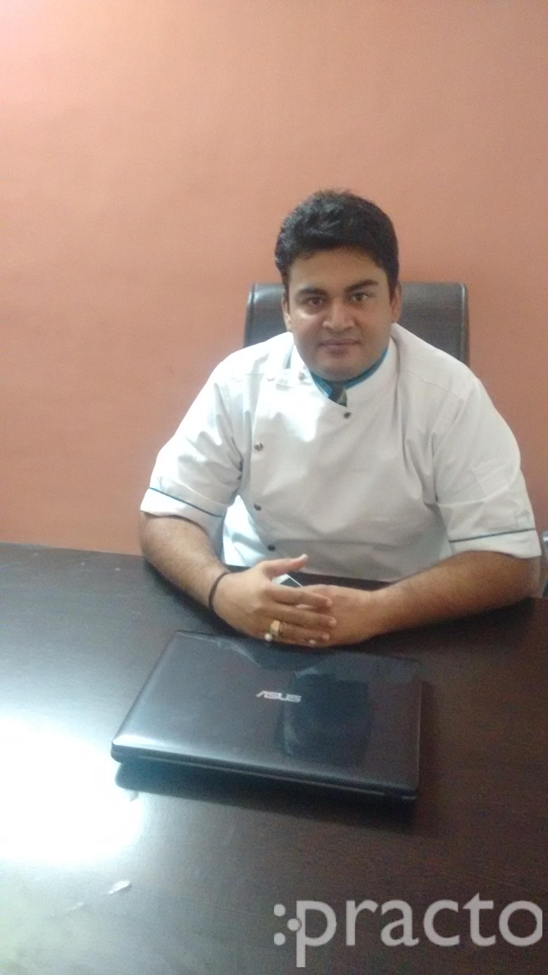 Dr. Bharat Choudhary - Dentist