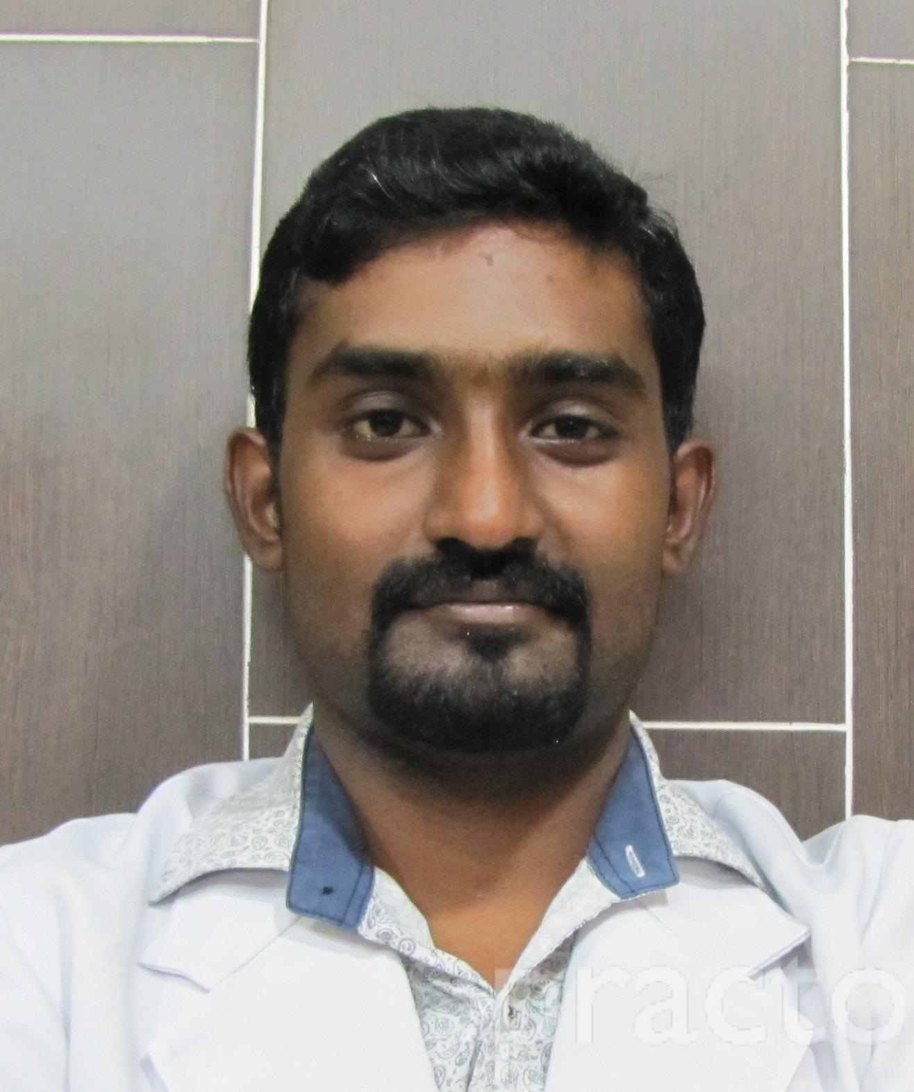 Dr. BharathiKannan - Dentist