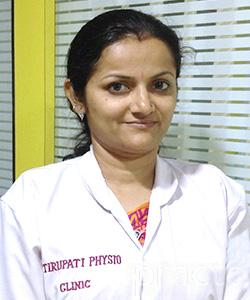 Dr. Bharti J Dave - Physiotherapist