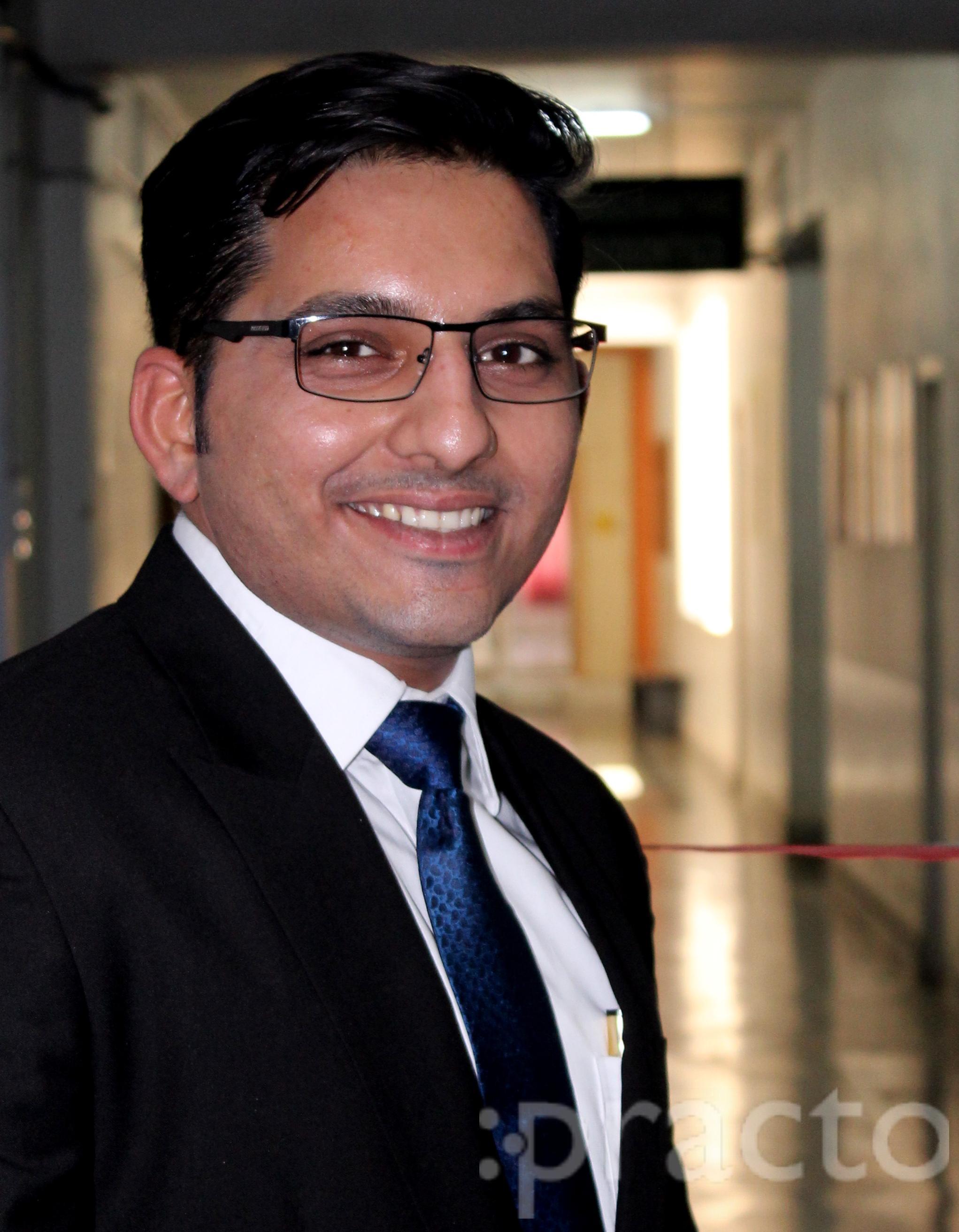 Dr. Bhavesh D. Rusawat - Dentist