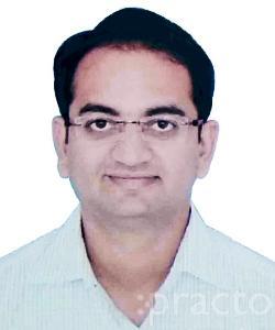 Dr. Bhavik C Zala - Ophthalmologist