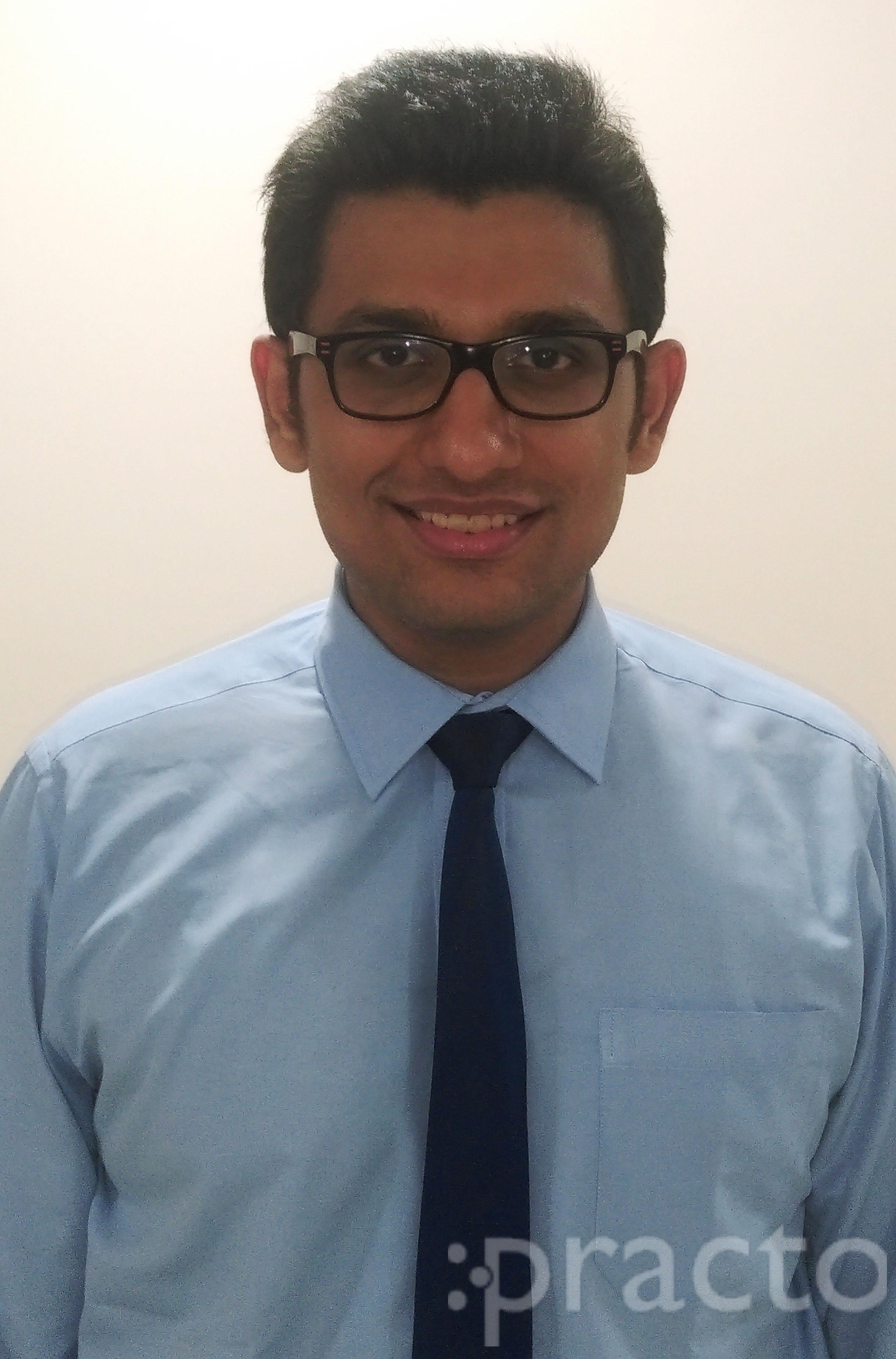 Dr. Bhavik Saglani - Diabetologist