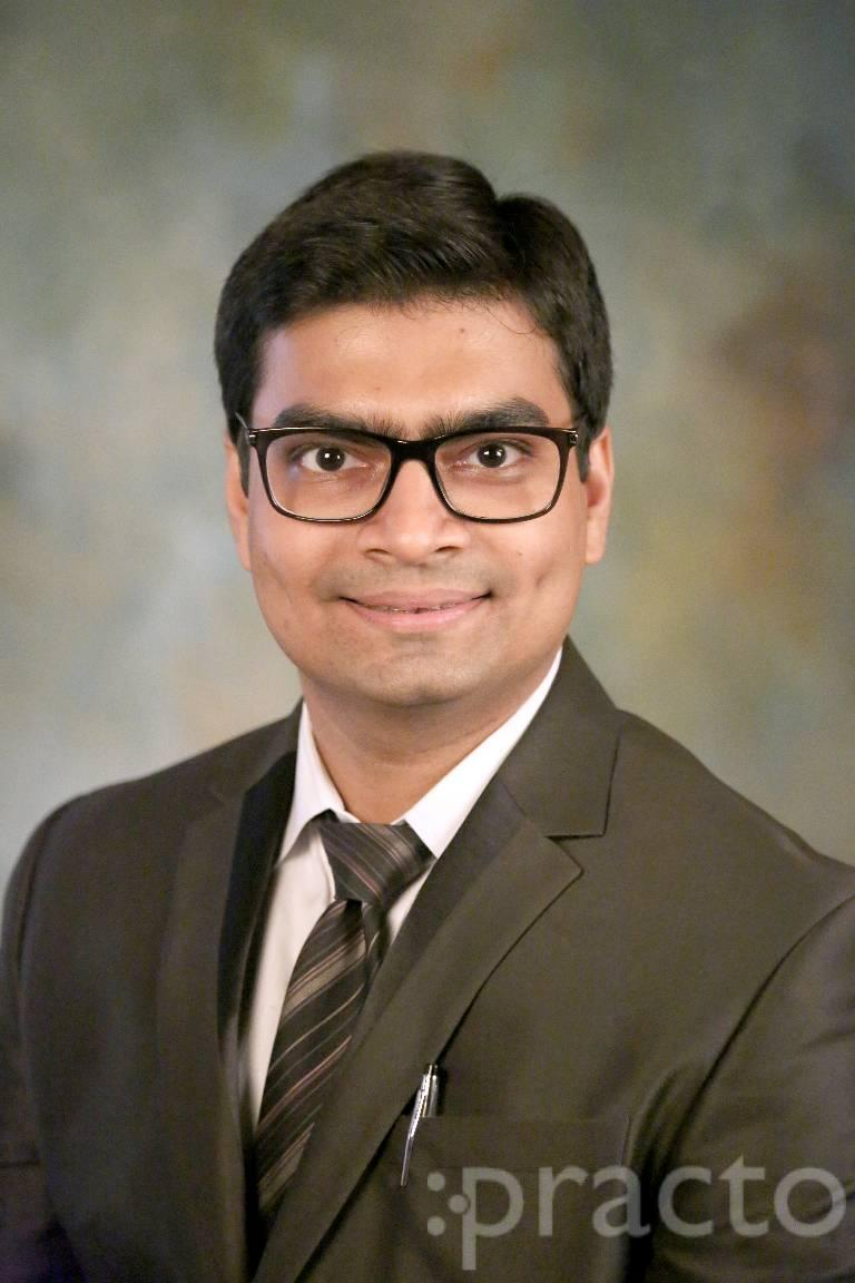 Dr. Bhavik Shah - Ear-Nose-Throat (ENT) Specialist