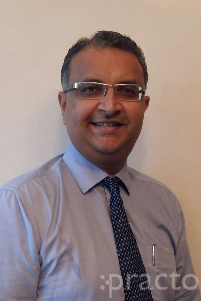 Dr. Bhooshan Pandit - Gastroenterologist