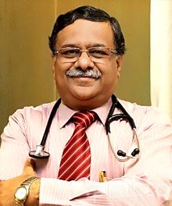 Dr. Bhupen N Desai - Cardiologist