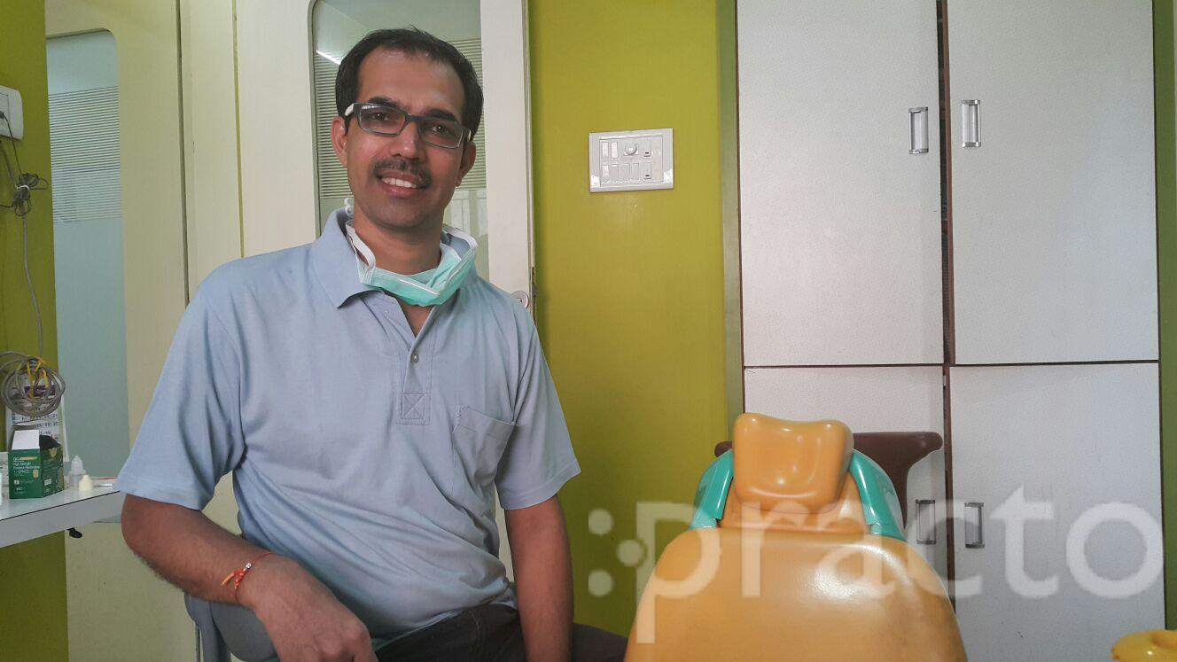 Dr. Bhushan Pustake - Dentist