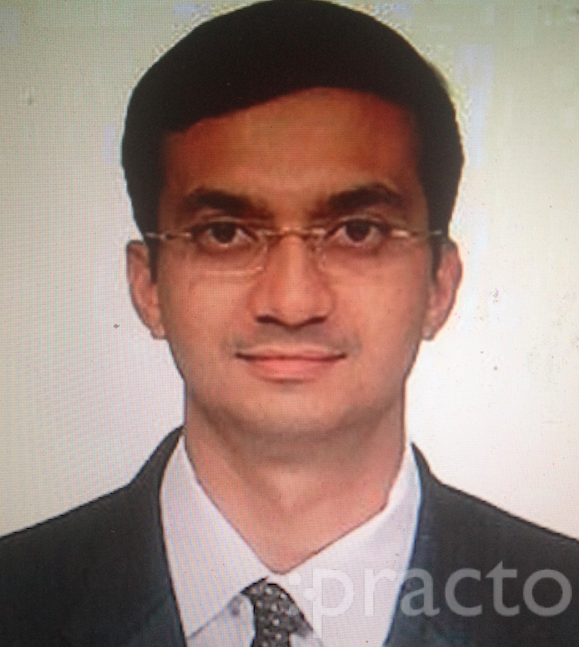 Dr. Bhuvaneswaran M - Vascular Surgeon