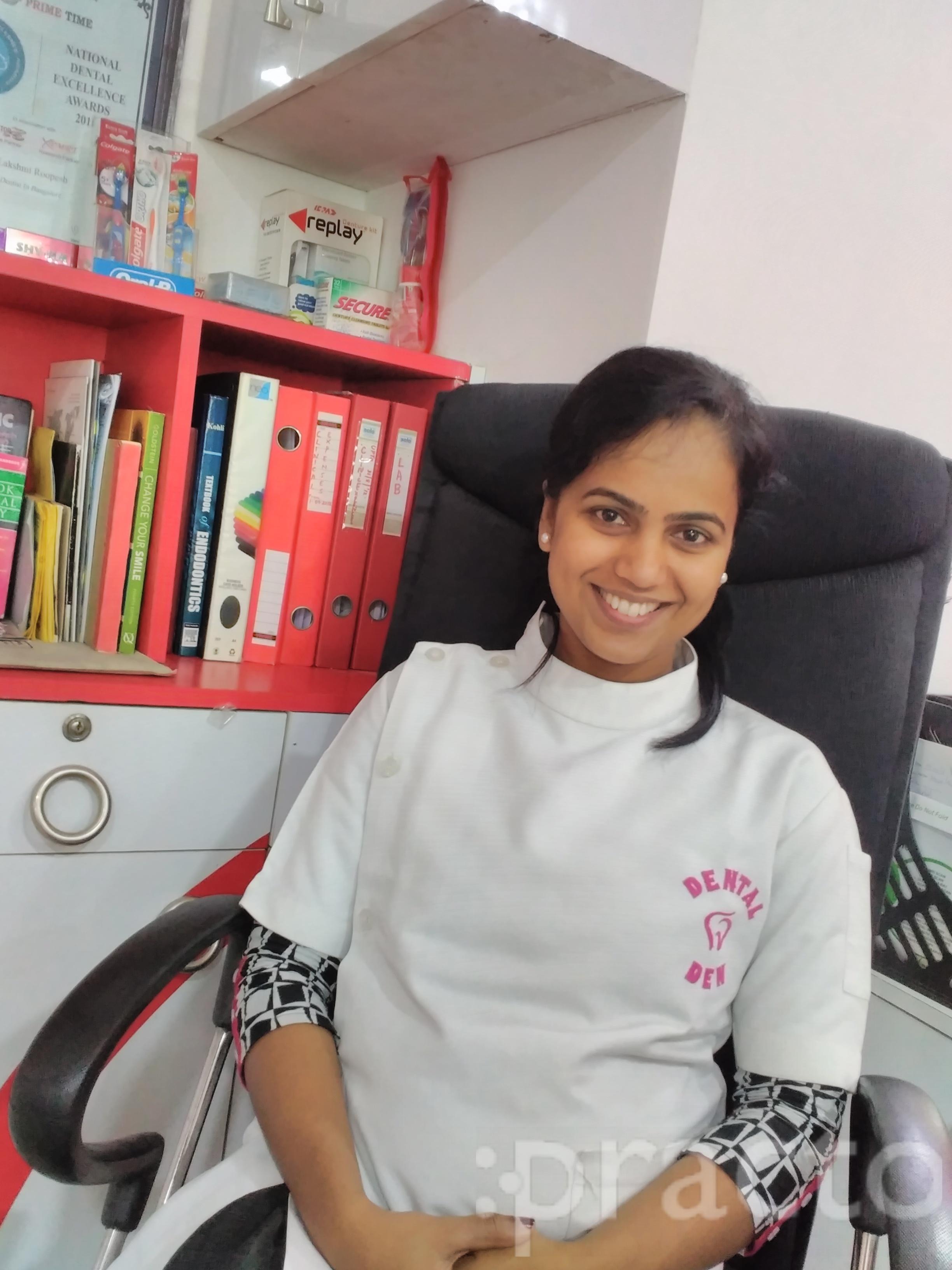 Dr. Bijina - Dentist
