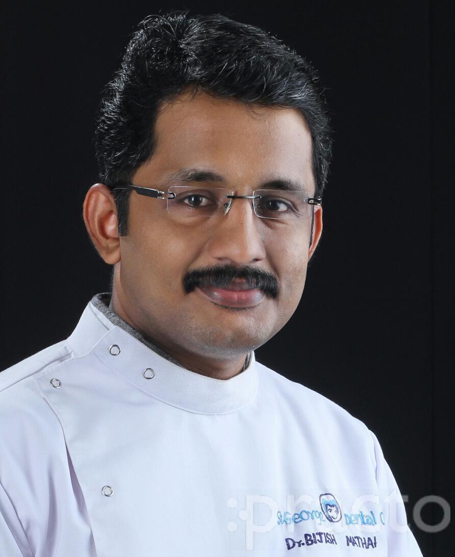Dr. Bijish Mathai - Dentist