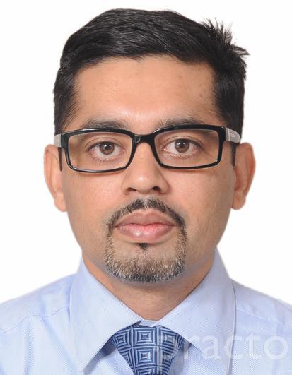 Dr. Bijoyesh Marda - Dentist