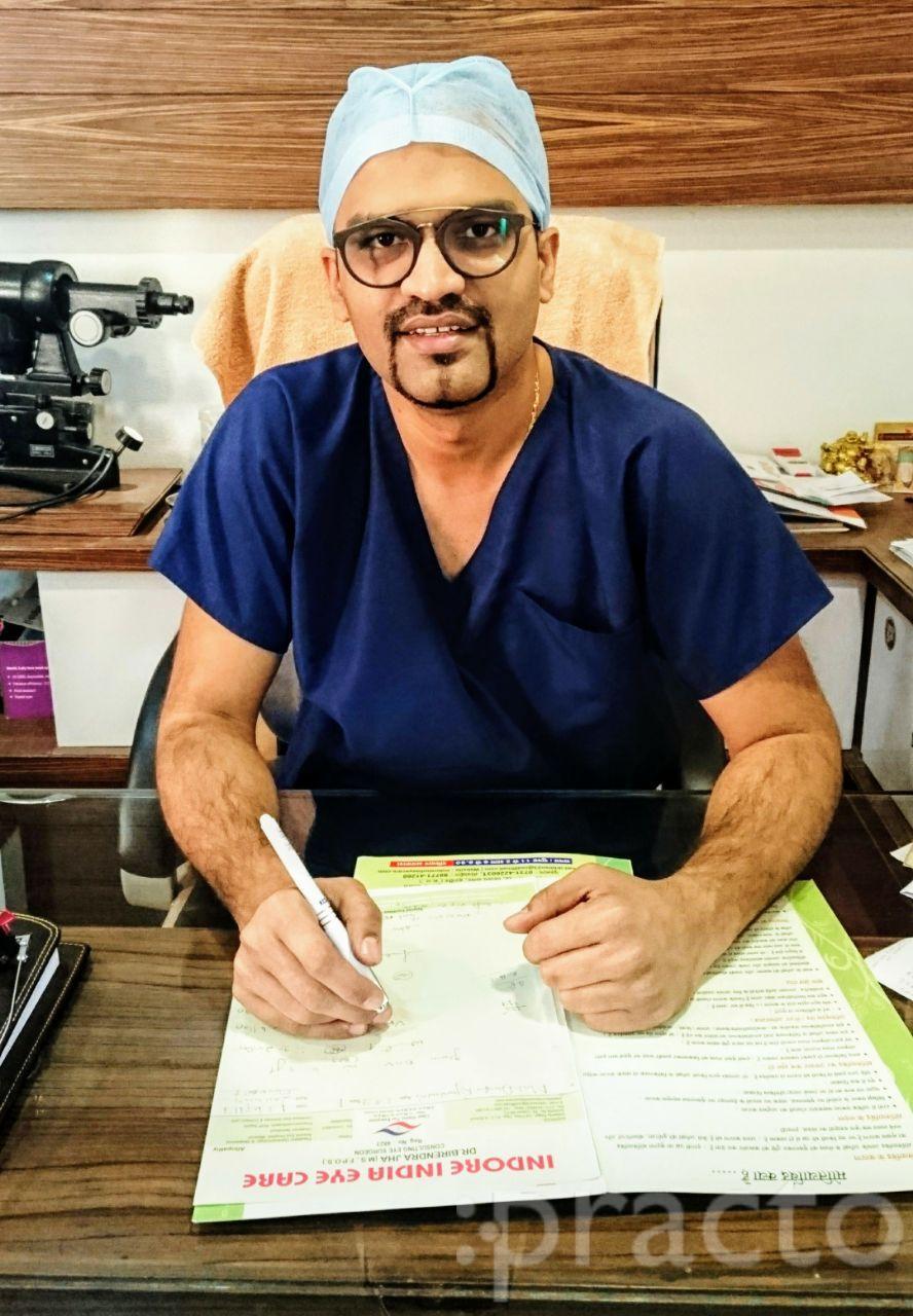Dr. Birendra Jha - Ophthalmologist