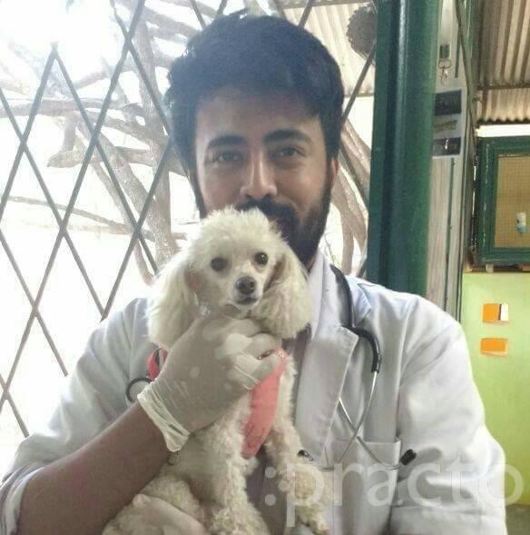 Dr. Champak Naik - Veterinarian