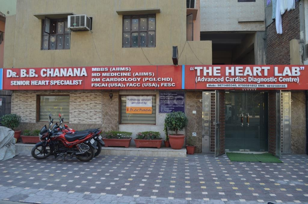 Dr  B B Chanana - Cardiologist - Book Appointment Online, View Fees