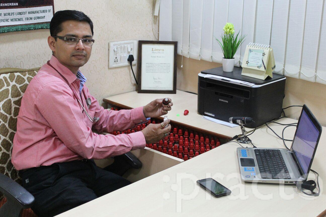Dr. Chanchal Kumar Jain - Homeopath