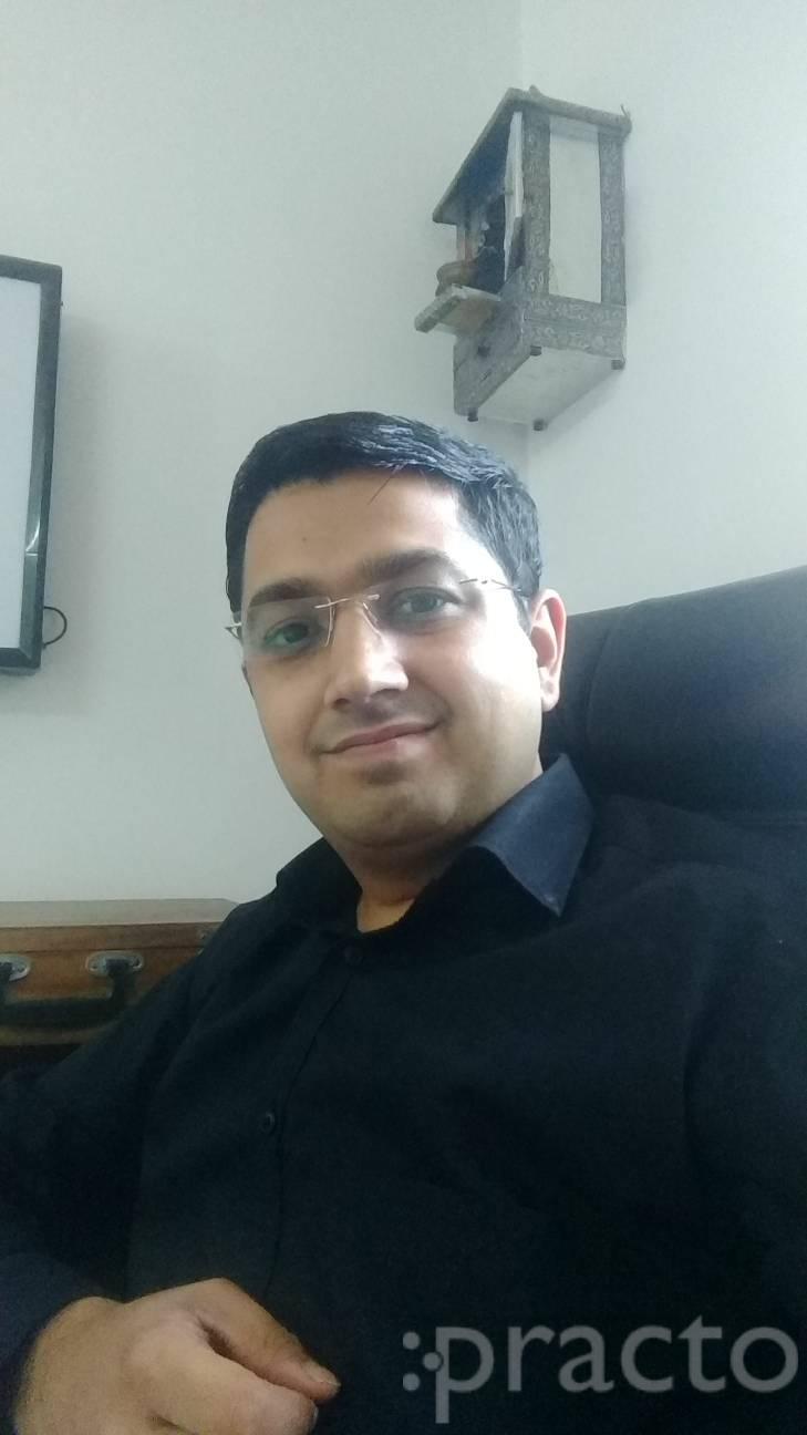 Dr. Chander Vansh Bareja - Homoeopath