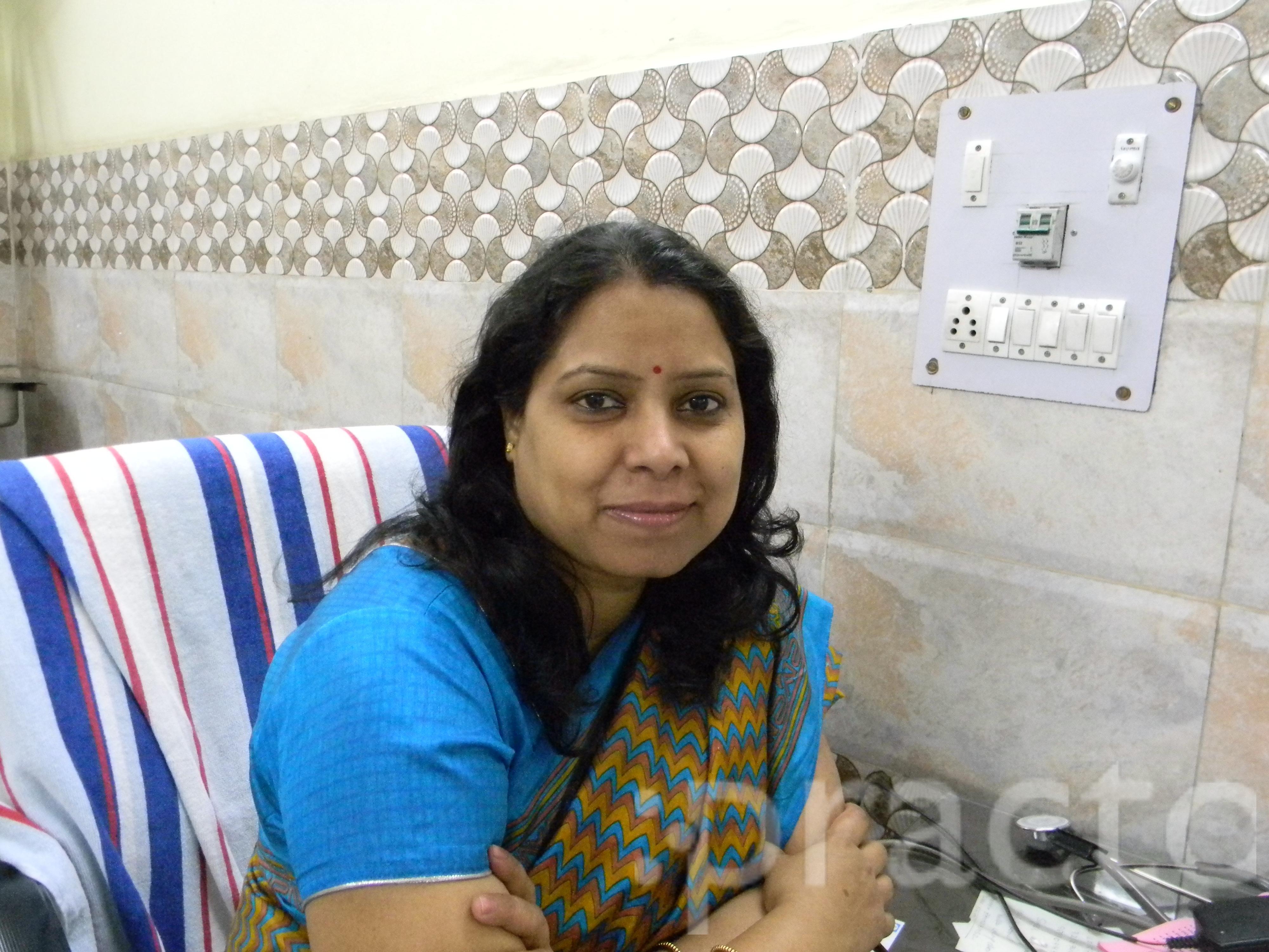 Dr. Chandrakanta Arya - Gynecologist/Obstetrician
