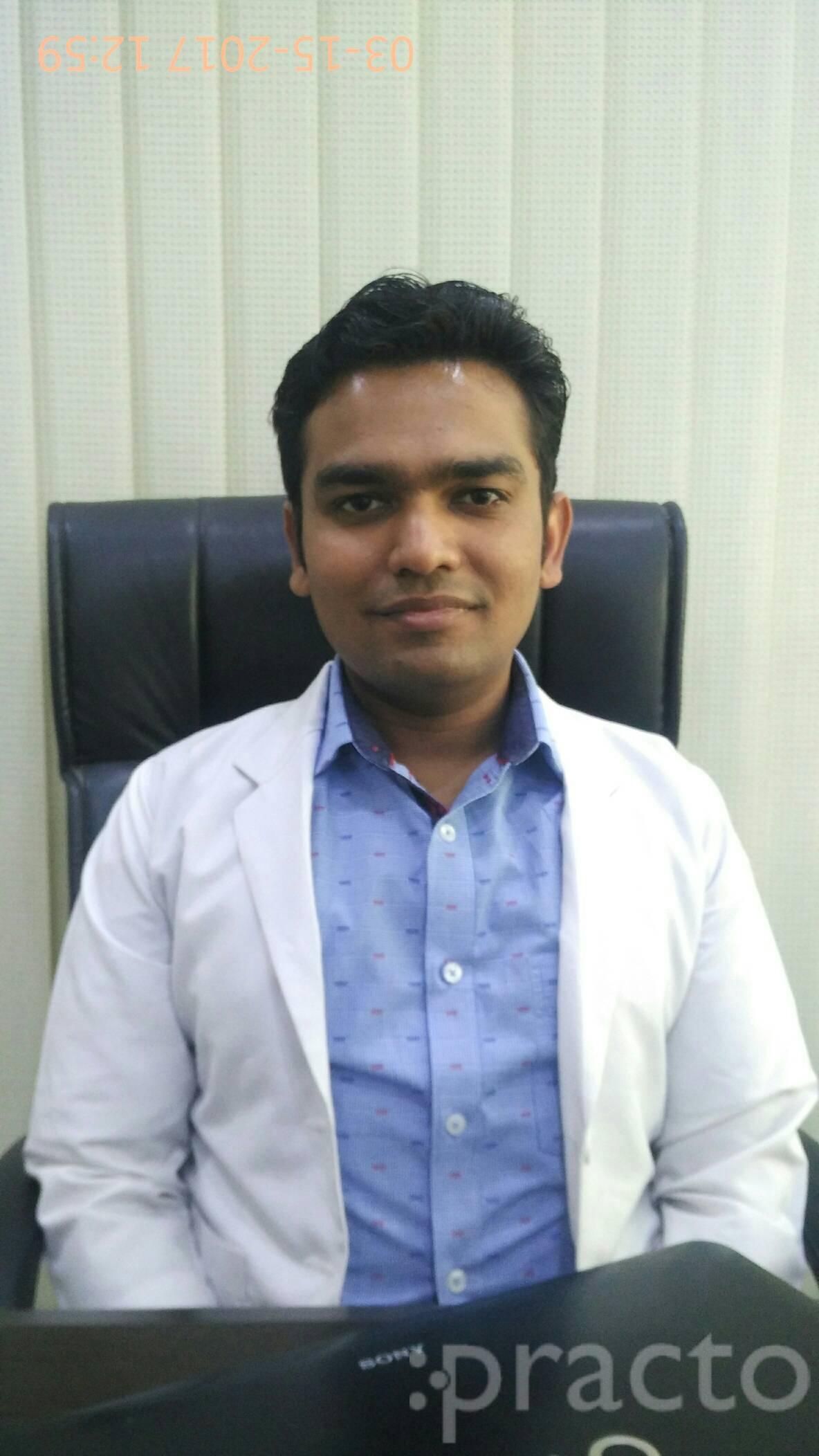 Dr. Chetan Aggarwal - Dentist