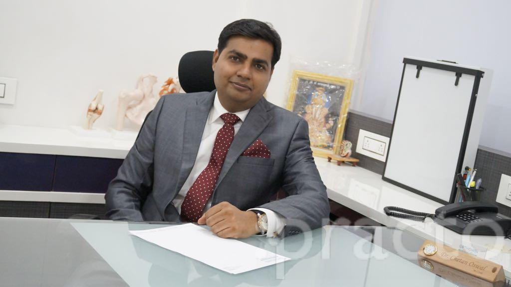 Dr. Chetan Oswal - Sports Medicine Specialist