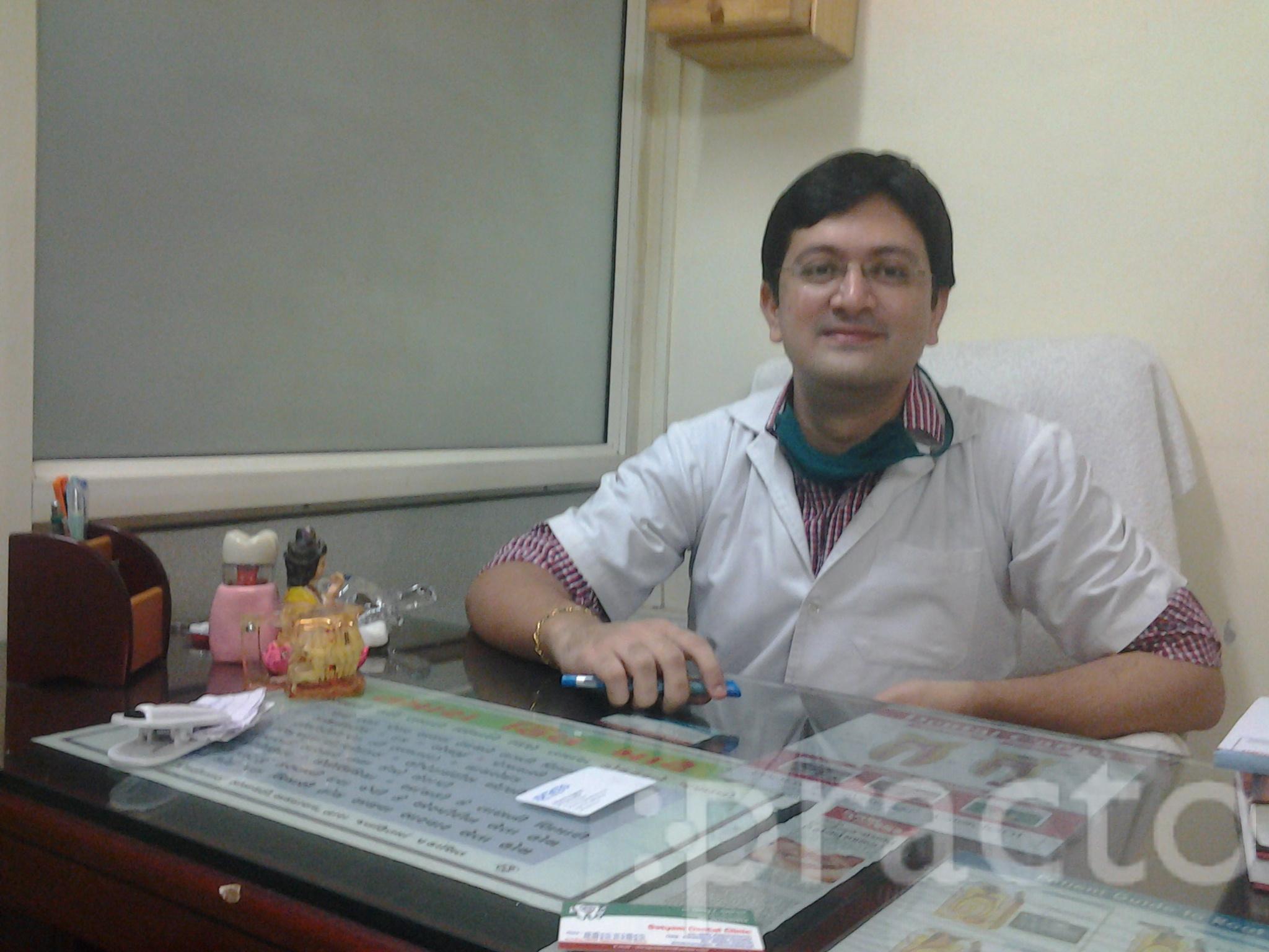 Dr. Chirag K Nebhani - Dentist