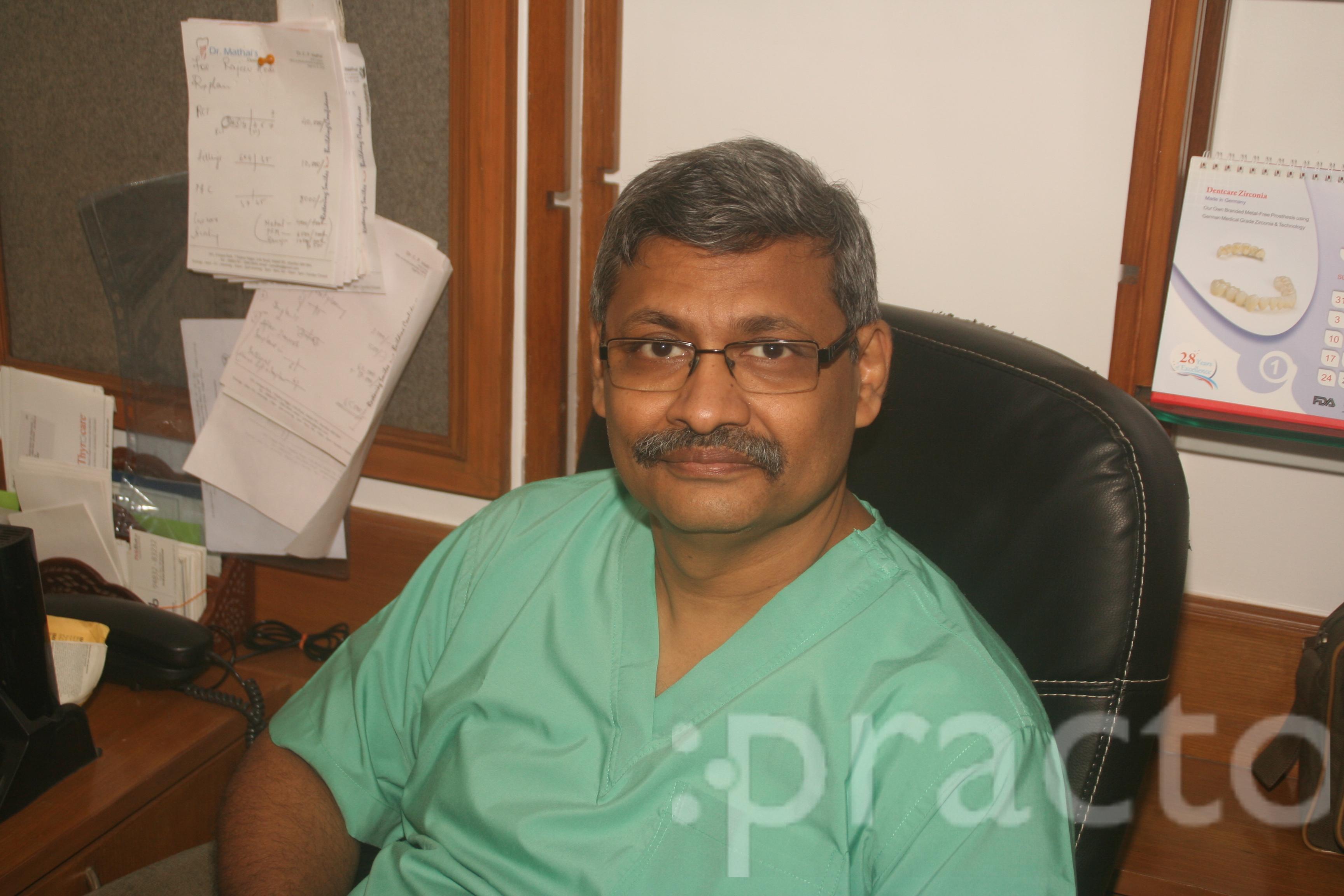 Dr. CP Mathai - Dentist