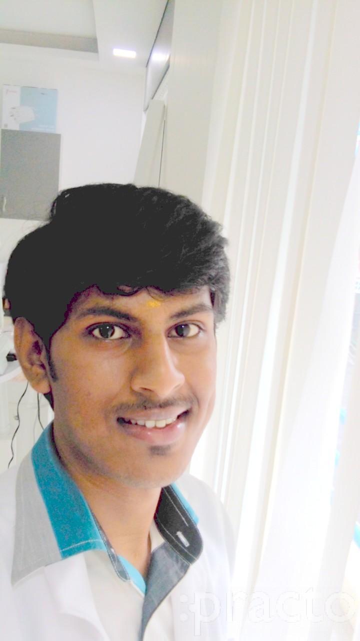 Dr. D Arun Raj - Dentist
