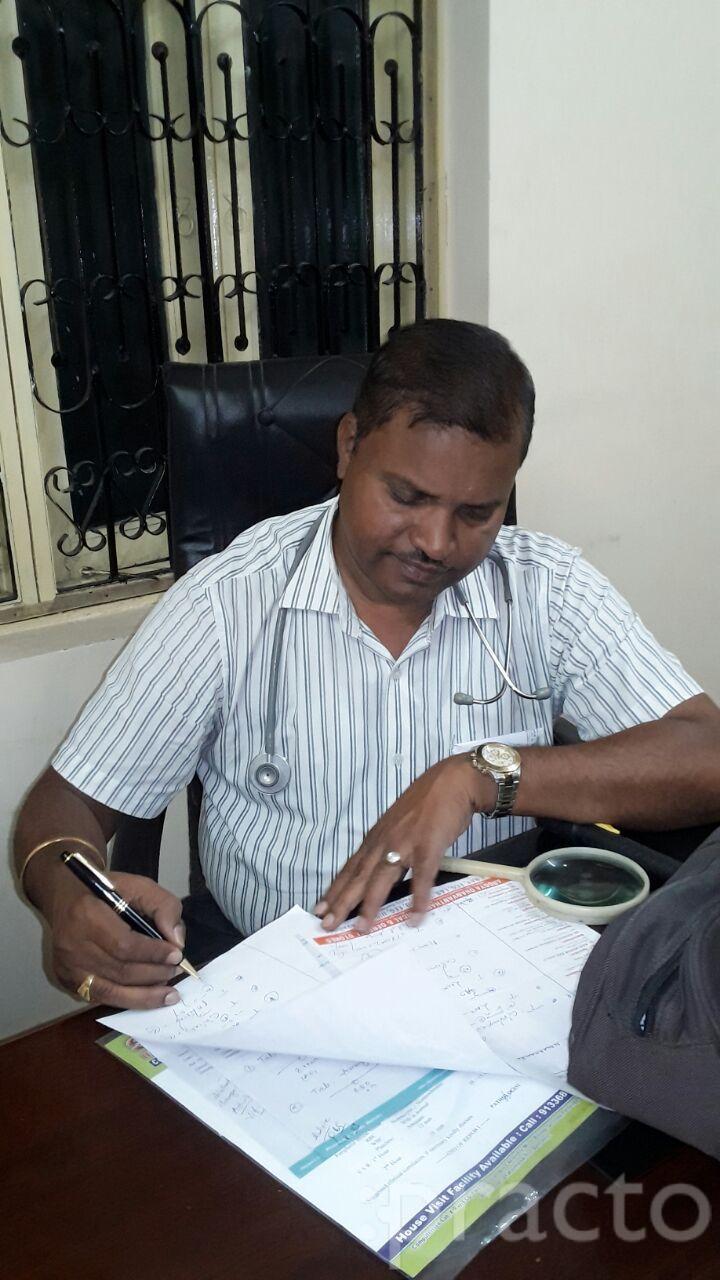 Dr. D Subhash Reddy - Dermatologist