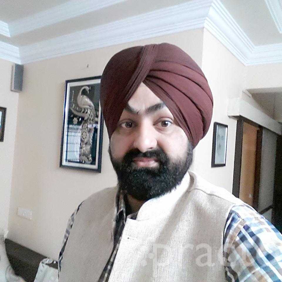 Dr. Dalbiier Singh - Dentist